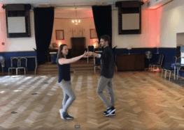 1. Linksfüßer Tanzfestival - Rumba Workshop