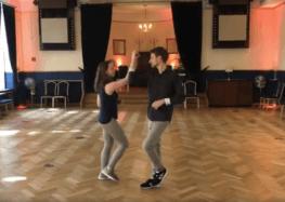 1. Linksfüßer Tanzfestival - Salsa Workshop