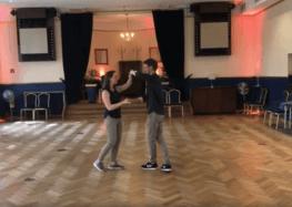 1. Linksfüßer Tanzfestival - Cha Cha Cha Workshop