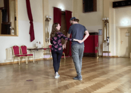 2. Linksfüßer Tanzfestival - ChaChaCha Workshop