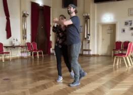 2. Linksfüßer Tanzfestival - Langsamer Walzer Workshop