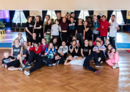 Level Up Dance Camp 2019